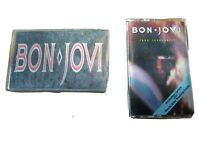 Bon Jovi Cassette Lot-7800,Slippery When Wet
