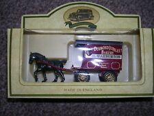 LLedo Promotional Horse Drawn Delivery Van H Warburton Diamond Jubilee Bakery