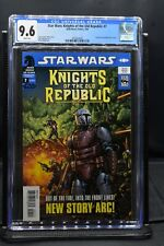 Star Wars Knights of the Old Republic #7 CGC 9.6 Dark Horse 2006 1st Rohlan Dyre