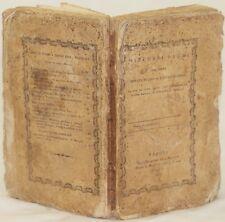 BONAVENTURA DI TORREMAGGIORE DISCORSI SAGRI 1819 MIRACOLI FINE DEL MONDO MESSIA
