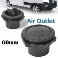 Heizung 60mm Auto Auto Duct Warm Air Vent Outlet für Standheizung Luftheizung
