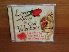 LOVE SONGS FOR COOL VALENTINES : CD Album : 2006 : PLSCD 782