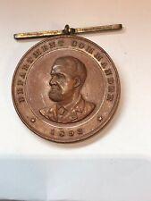 New listing Civil War Gar 1893 Medal Department Commander Delegate 30th Annual Encampment Pa