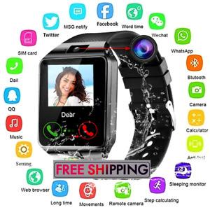 Reloj Inteligente 2021 MUJER HOMBRE Smart Watch Universal for Telefono Bluetooth