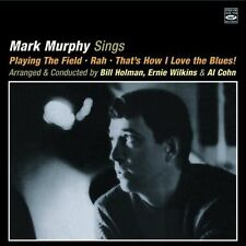 Mark Murphy - Playing the Field/Rah/That's How I Love the Blues! Fresh Sound 2cd