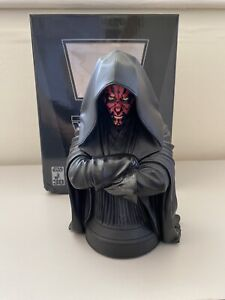 Gentle giant Star wars Darth Maul Bust Boxed Limited edition 03239/10000