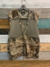 Redhead Mens Camo Mesh Vest Size Large Hunting Camouflage