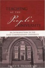Teaching at the People's University: An Introduction to the State Comprehensive