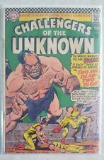 DC CHALLENGERS OF THE UNKNOWN #52 VILLO