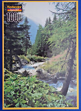 jigsaw puzzle 1000 pc Kodacolor Mont Blanc French Alps © 2000