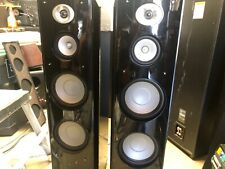 Pure Acoustics Dream 76F speakers
