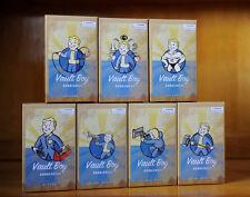 "7PCS Set Fallout 4 Vault Boy 111 Bobblehead Action Figure 5"" Series 1 Bethesda"