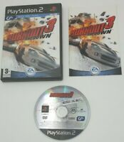 65128 Burnout 3 Takedown - Sony PS2 Playstation 2 (2004) SLES 52584