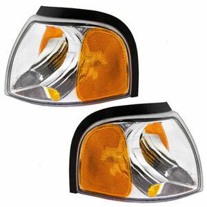 FOR MAZDA B2300 B3000 B4000 P/U 2001 2002 2003 2004 2005 CORNER LAMP RIGHT& LEFT
