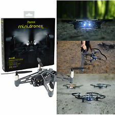 Genuine Parrot Airborne Night Bluetooth Smart Control RC SWAT Mini Drone Toys