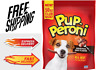 New Pup-Peroni Dog Snacks Original Beef Flavor (50 oz.) Free And Fast Shipping