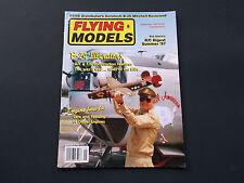 VINTAGE FLYING MODELS MAGAZINE SEPTEMBER 1997 R/C PLANES - BOATS - CARS*VG-COND*