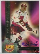 MILOS GUREN 1994 Montreal Canadiens SIGNATURE  AUTOGRAPHED HOCKEY CARD JSA