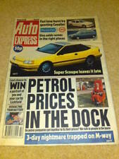 AUTO EXPRESS - SUPER SCOUPE - Oct 24 1989 # 56