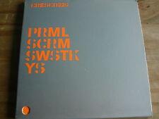PRIMAL SCREAM - SWASTIKA EYES (CD SINGLE/SLIP CASE) (REF D3)