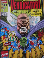 I Vendicatori n°10 1995 ed. Marvel Italia  [G.165]