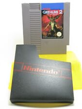 GREMLINS 2 the nuevo lote /juegos NINTENDO NES ,pal,TBE,dust cubierta