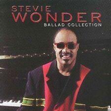 Stevie Wonder : Ballad Collection CD