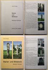 Eichler Marter und Bildstock Betsäulen in Sachsen 2003 Geschichte Geografie sf