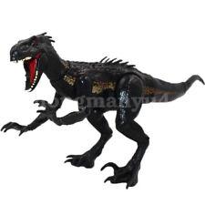 15CM Jurassic World toys jurassic park Black Indoraptor Dinosaurs Action Figure