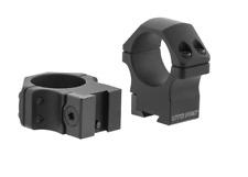 Leapers UTG Pro Medium 30mm 9-11mm Dovetail Rifle Scope Mount Rings RDU013015
