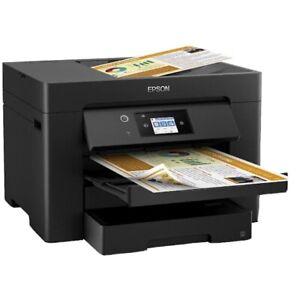 Epson Workforce WF-7830 Wi-fi Multifunction A3 Inkjet, Duplex Printer .