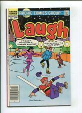 LAUGH #393 (NM-) SNOW BLIND 1986