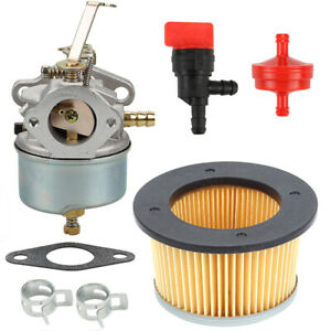 CARBURETOR for Tecumseh 631921 632284 631070A fits many H25 H30 H35 H40 Engines