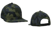 91a19f16327 NWT UNDER ARMOUR 1262163 MEN QUILTED FLAT BILL CAMO ADJUSTABLE CAP HAT  30