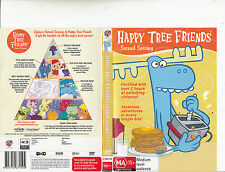 Happy Tree Friends:Second Sewing-2002-[2 Hours]-Animated HTF-DVD