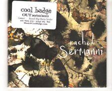 (HT820) Rachel Sermanni, Back Currents EP (debut) - DJ CD
