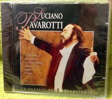 Luciano Pavarotti - 12 Classic Opera Highlights CD - New and Sealed