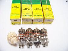 1 AMPEREX 6J4 Vtg Radio Stereo Vacuum Tube OEM Replacement Part NOS NIB