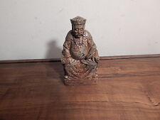GENUINE STONE CARVED CHINESE SCULPTURE  INTERNATIONAL SALE