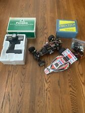 Kyosho Turbo Ultima Vintage Rc 1/10 Scale Electric Car Starter Kit Many Extras