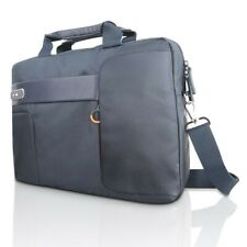 "Professional Laptop Bag  15.6"" Classic Topload  Blue"