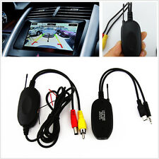 2.4Ghz Wireless Transmitter & Receiver Kits RCA Video For Car Reversing Camera