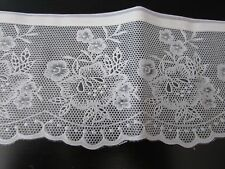 New - Lace Shelf Edge Edging Liner Vinyl Pre-adhesive Easy Decorative Lining