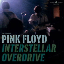 """PINK FLOYD INTERSTELLAR OVERDRIVE VINILE EP 12"""" RECORD STORE DAY 2017 NUOVO"""