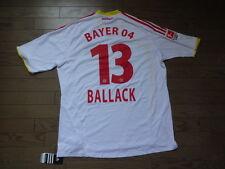 Bayer Leverkusen #13 Ballack 100% Original Jersey Shirt XXL 2009/10 Away BNWT