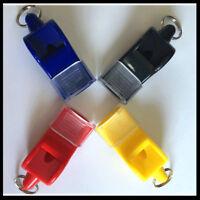 EDC fox40 Plastic Soccer Football Basketball Sports Referee Whistle Wonderful YU