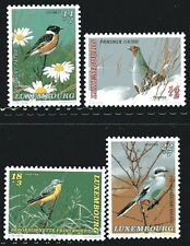 Luxembourg Y&T 1303/06 - BIRDS - 1994  **MNH