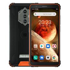 "Blackview BV6600 8580mAh Rugged IP68 Smartphone Octa Core 4GB+64GB 5.7"" FHD 16MP"
