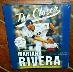 The Closer: Young Readers Edition by Mariano Rivera (2014, CD, Unabridged)