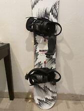 Burton FeelGood Flying V 2015Women's Snowboard 140 CM